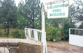 Tekirdağ'daki şeker fabrikası arazisine rezidans mı yapılacak?