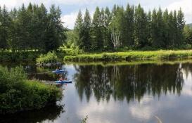 Kanada'da en iyi mektubu yazana göl kenarında müstakil ev!