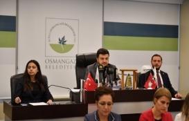 Bursa Osmangazi'nin 5 yıllık yol haritası belirlendi!