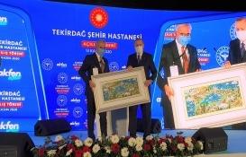 Akfen Holding 3 Şehir hastanesine 1,1 milyar dolar yatırdı!