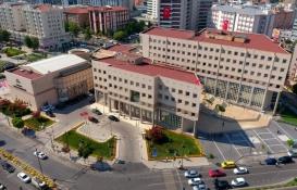 Gaziantep Büyükşehir Belediye binasına yeşil bina sertifikası!