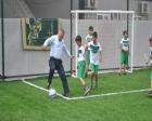 Mehmet Topal'dan Suriyeli çocuklar için spor kompleksi!