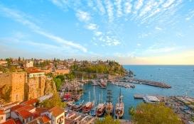 Yılın ilk çeyreğinde Antalya'da konut satışları arttı!