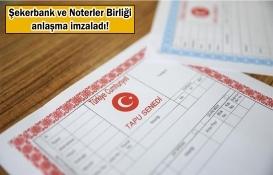 Türkiye'de noterler ilk kez POS'lu ödeme sistemine geçti!