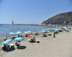Alanya Galip Dere Plajı yenilendi!
