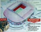2007 yılında Galatasaray, Seyrantepe'den yılda 35 milyon dolar gelir elde edecek!