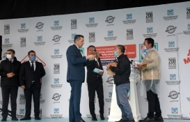 Kayseri Kazım Karabekir'de 208 daire sahiplerine teslim edildi!