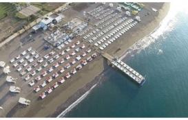 Antalya Muratpaşa'daki yasa dışı işletmelerin yıkımına korona engeli!
