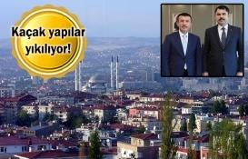 Ankara Altındağ'da kentsel dönüşüm başladı!