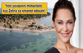 Hülya Avşar 55 milyon TL'ye Çiçek Adası'nı aldı!
