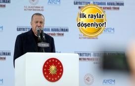Gayrettepe-İstanbul Havalimanı Metrosu Türkiye'nin ilk hızlı metrosu olacak!