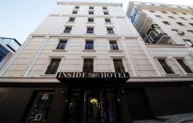 Inside Hotel icra yoluyla tahliye edildi!