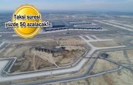 İstanbul Havalimanı'nın 3. pisti için resmi başvuru yapıldı!