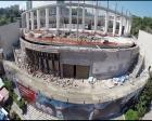 Beşiktaş Vodafone Arena'nın çimlendirilmesine başlanıyor!