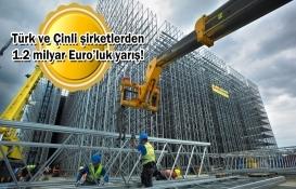 Türk müteahhitleri Avrupa'ya yöneldi!