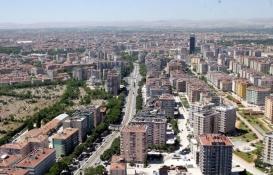 Konya Akşehir'de 11.3 milyon TL'ye satılık 4 iş yeri!