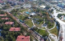 Erzurum 100. Yıl Millet Bahçesi açıldı!