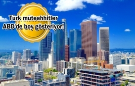 ABD'nin en pahalı evlerini Türkler yapıyor!