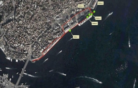 Salıpazarı Rıhtımı'nın deniz zemini Silivri'ye taşınacak!