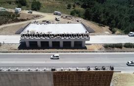İzmir-Çeşme Otoyolu'na ekolojik köprüler yapılacak!
