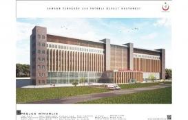 250 yataklı Tekkeköy Devlet Hastanesi'nin yer teslimi yapıldı!
