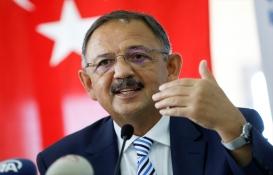 Mehmet Özhaseki: Fikirtepe'de müteahhitlik yapıyoruz!
