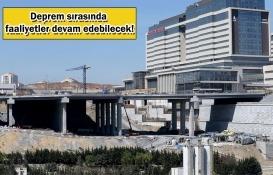 Başakşehir İkitelli Şehir Hastanesi'nin açılışı için geri sayım başladı!