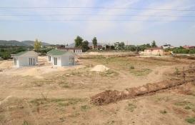 Mersin'e 'Mutlu Yaşam Köyü' inşa ediliyor!