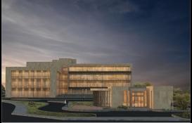 Kayseri Bünyan Devlet Hastanesi'nin yüzde 95'i tamamlandı!