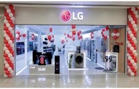LG Ankara'da mağaza açtı!