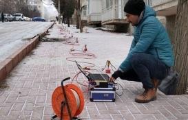 Elazığ'da inşa edilecek yeni konutlar için zemin etüt çalışmaları yapılıyor!