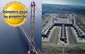 Yılın en büyük inşaat projeleri!
