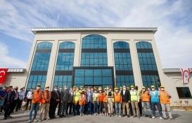 KKTC Acil Durum Hastanesi inşaatında sona geliniyor!