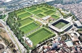 Esenler Spor Külliyesi için 25 milyon 480 TL harcanacak!