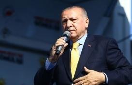 Cumhurbaşkanı Erdoğan'dan Sarıyer'e tapu müjdesi!