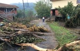 Zonguldak Kozlu'da 6 ev kullanılmaz hale geldi!