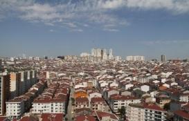 Dar gelirliler için TOKİ'den 100 bin ev!