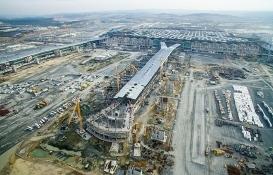 İstanbul Yeni Havalimanı'nın inşaatı hızla ilerliyor!