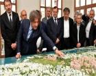 Ahmet Misbah Demircan mahalle muhtarıyla bir araya geldi!