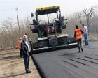 Karapürçek Tırcılar Kooperatifi'ne 2 bin ton asfalt!