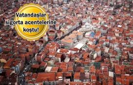 İzmir sallandı! Deprem sigortasına talep yüzde 37 arttı!
