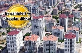 2019 Aralık ayı kira artış oranları belli oldu!