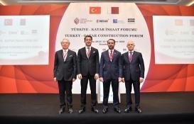 Katar'da 36 milyar dolarlık potansiyel Türk şirketlerini bekliyor!