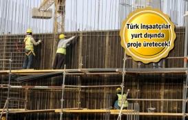 Türk müteahhitler Afrika pazarına açılacak!