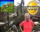 Irma kasırgası Richard Branson'ın adasını yerle bir etti!