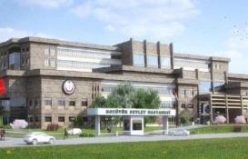 Bilecik Bozüyük Devlet Hastanesi'nin ihalesi tamamlandı!