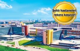 Bu yıl 3 yeni şehir hastanesi hizmete açılacak!