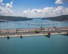 Yavuz Sultan Selim Köprüsü, Akçansa ile yükseldi!