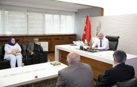 Mustafa Çelik Kayseri yatırımlarını değerlendirdi!