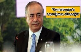 Mustafa Cengiz: Kemerburgaz arazisinde sona yaklaştık!